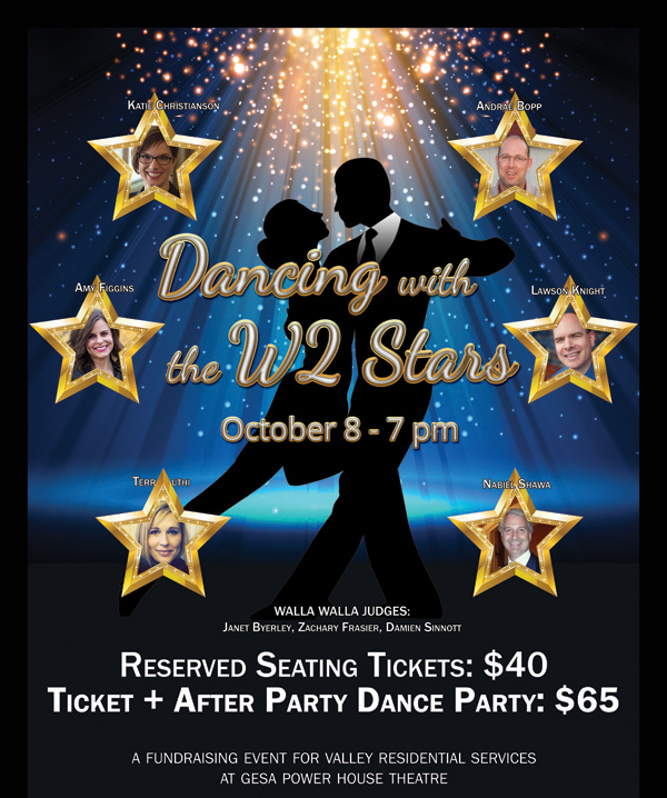 Dancing with the W2 Stars poster