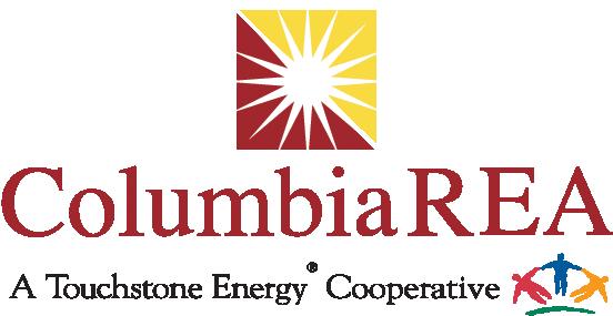 Columbia REA logo