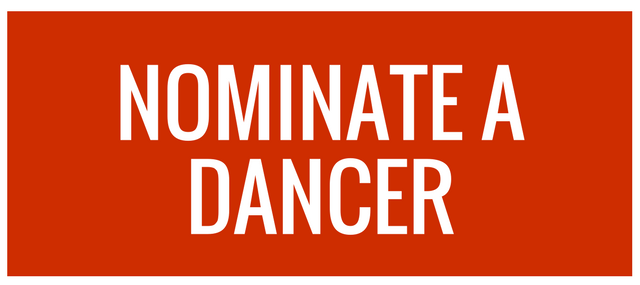 nominate a dancer